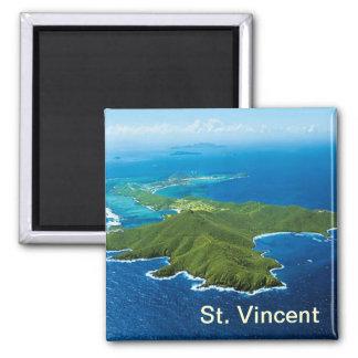 St. Vincent magnet