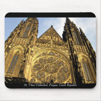 St. Vitus Cathedral Mouse Mat