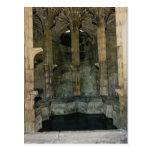 St. Winefride's Well, Holywell, U.K. Post Card