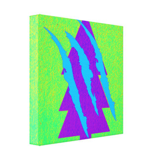 STA Symbol Wrapped Canvas