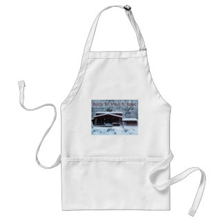 STAAH Tote Standard Apron