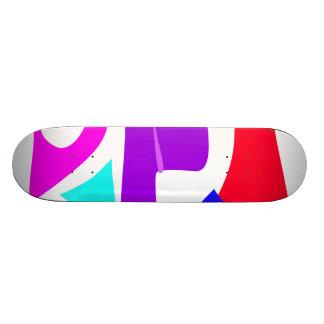 Stability 2 custom skateboard