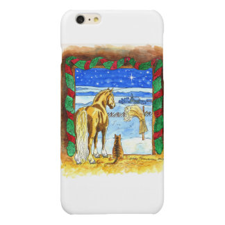 Stable Christmas iPhone 6 Plus Case