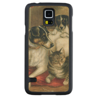 Stable friends maple galaxy s5 slim case