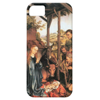 Stable scene iPhone 5 cover