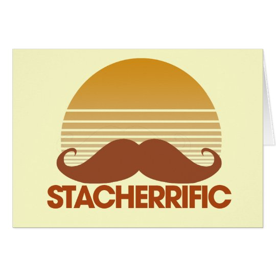 Stache Card