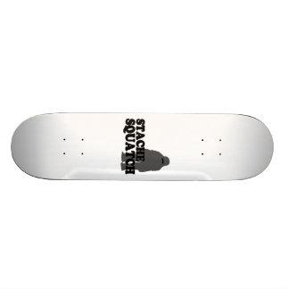 Stache Squatch 18.1 Cm Old School Skateboard Deck