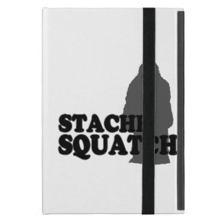 Stache Squatch Cover For iPad Mini