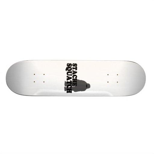 Stache Squatch Skate Board Decks