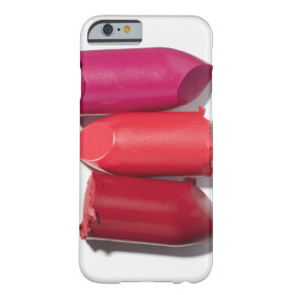 Stack of broken lipstick barely there iPhone 6 case