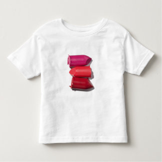 Stack of broken lipstick toddler T-Shirt
