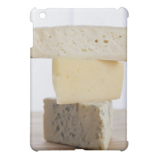Stack of cheese case for the iPad mini