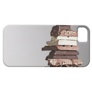 Stack of chocolate bars barely there iPhone 5 case