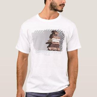 Stack of chocolate bars T-Shirt