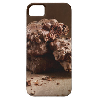 Stack of Chocolate Cookies Barely There iPhone 5 Case
