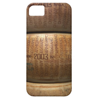 Stack of parmesan cheeses, close-up barely there iPhone 5 case