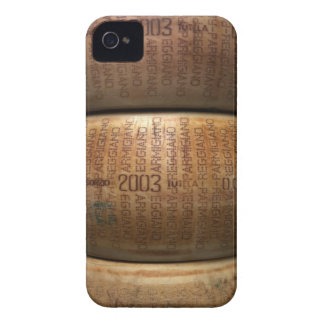 Stack of parmesan cheeses, close-up Case-Mate iPhone 4 cases