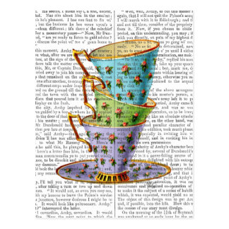 Stack Of Three Vintage Teacups Postcard
