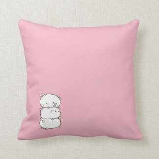 Stacked Bunny Pillow