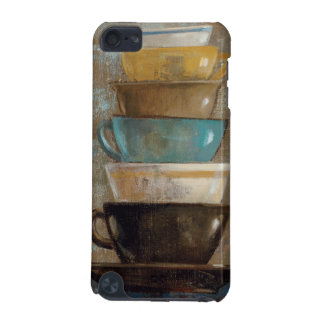 Stacked Coffee Cups iPod Touch (5th Generation) Cases