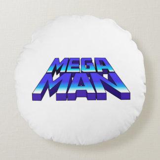 Stacked Logo 2 Round Cushion