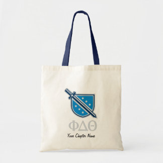 Stacked Logo and Letters - Grey Canvas Bags