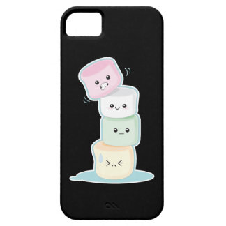 Stacked Marshmallows iPhone 5 Case