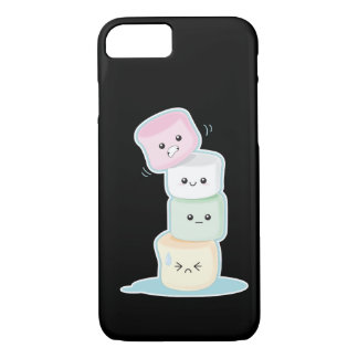 Stacked Marshmallows iPhone 7 Case