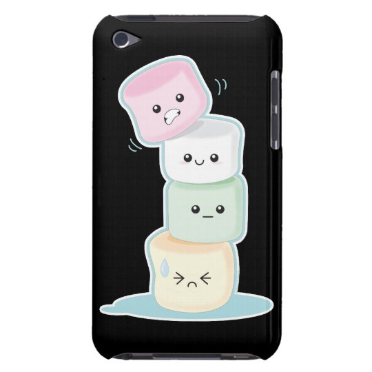 Stacked Marshmallows iPod Touch Case