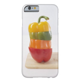 Stacked Pepper Slices Barely There iPhone 6 Case