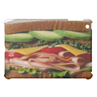 Stacked sandwich iPad mini case