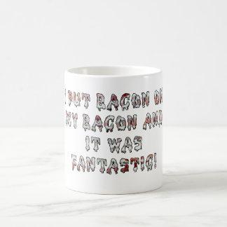 Stacking Bacon Mugs