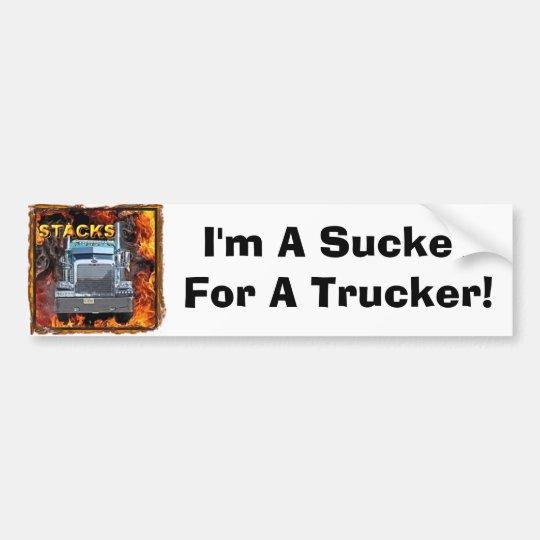 Stacks Bumper Sticker