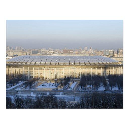 Stadium Postcard