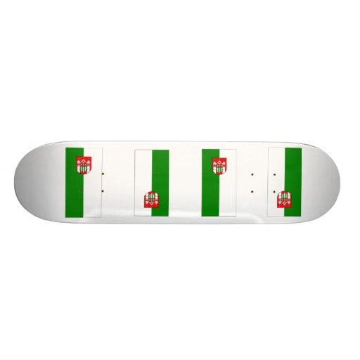 Stadt Brakel, Germany Skateboard Deck