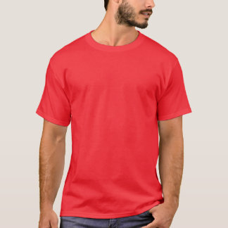 staff T- Shirt Red