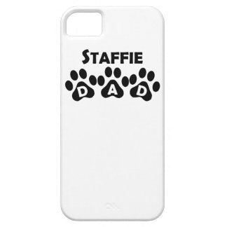 Staffie Dad Cover For iPhone 5/5S