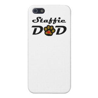 Staffie Dad iPhone 5/5S Case