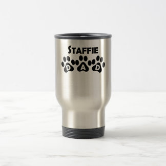 Staffie Dad Mug