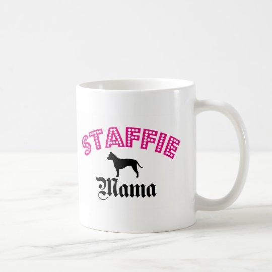 Staffie Mama Coffee Mug