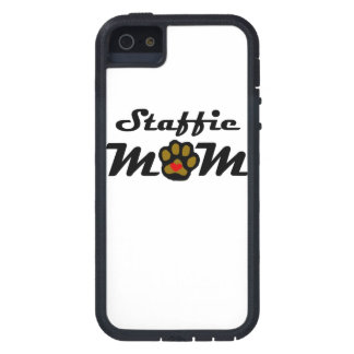 Staffie Mom Cover For iPhone 5