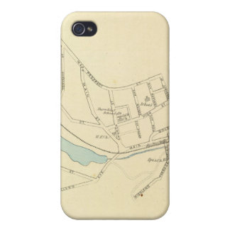 Stafford Springs Cover For iPhone 4