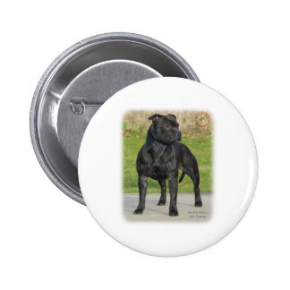 Staffordshire Bull Terrier Pins