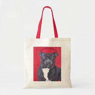 Staffordshire Bull Terrier bag