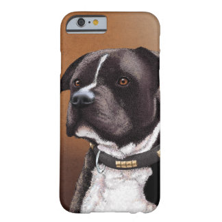Staffordshire bull terrier barely there iPhone 6 case