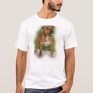 staffordshire bull terrier full.png T-Shirt