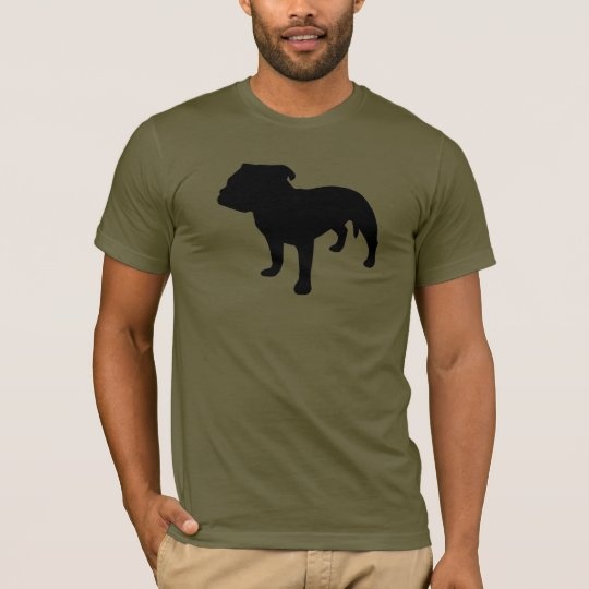 Staffordshire Bull Terrier Gear T-Shirt