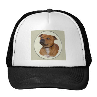 Staffordshire Bull Terrier Gifts Trucker Hat