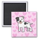 Staffordshire Bull Terrier Love