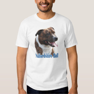 Staffordshire Bull Terrier Name Shirts